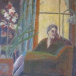 Orchid and Sitter, Sold
