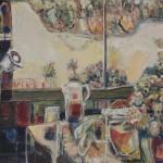 Kitchen scene II, 610x760,$500