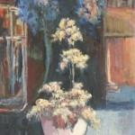 Flower in pot, 510x410, $350 (sold)