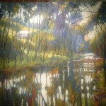 River Scene, 2008 - Sold