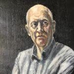 Portrait Bob Campbell, 2018